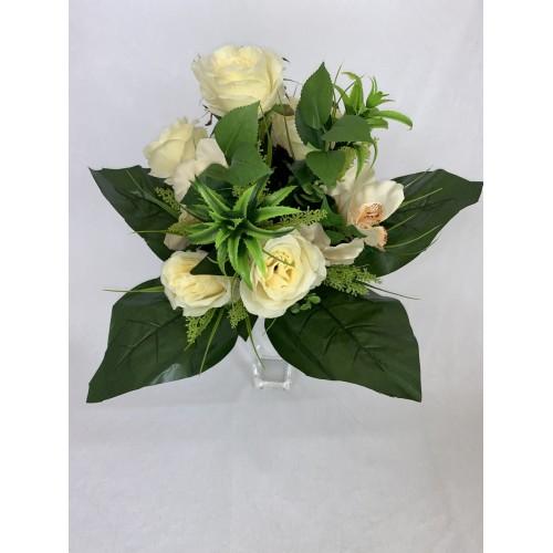 Bukiet Róża - Storczyk BIG-1 kolor 2